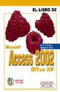 9788441512511: Access 2002 (El Libro De) (Spanish Edition)