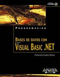 9788441513754: Bases de datos con Visual Basic .NET (Programación)