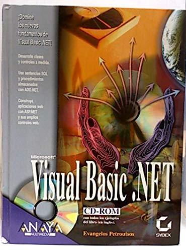 9788441513839: La Biblia De Visual Basic .net/ Mastering Visual Basic .net (La Biblia De / the Bible of) (Spanish Edition)