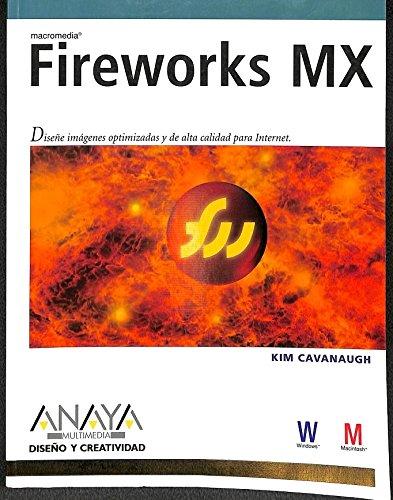 9788441514720: Fireworks mx (Diseno Y Creatividad)