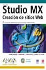 9788441515475: Studio MX: Creacion De Sitios Web (Diseno Y Creatividad) (Spanish Edition)