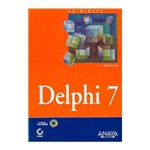 9788441515703: Delphi - la biblia - (La Biblia De / The Bible Of)
