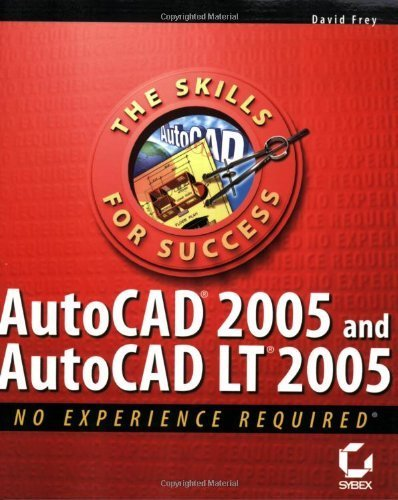 Autocad 2005 (Diseno Y Creatividad) (Spanish Edition) (8441517657) by Frey, David