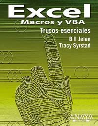 Excel. Macros y VBA (Spanish Edition) (8441518475) by Jelen, Bill; Syrstad, Tracy