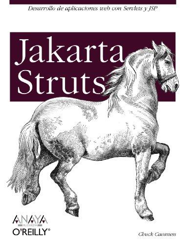 9788441518605: Jakarta Struts / Programming Jakarta Struts (Spanish Edition)