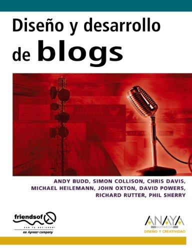 9788441521384: Diseno y desarrollo de blogs/ Blog Design Solutions (Spanish Edition)