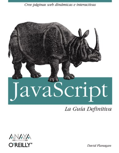 9788441522022: JavaScript. La Guía Definitiva (Anaya Multimedia/O´Reilly)