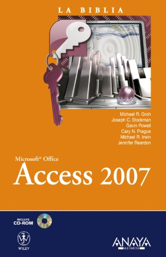 9788441522275: Access 2007 (Spanish Edition)
