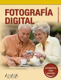 9788441522374: Fotografia digital - informatica para mayores (Anaya Multimedia)