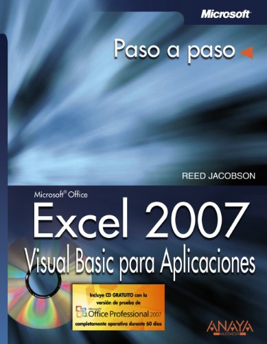 9788441522602: Excel 2007: Visual Basic Para Aplicaciones/ Visual Basic for Applications (Spanish Edition)