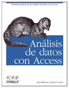 9788441522978: Análisis de datos con Access (Anaya Multimedia/O´Reilly)