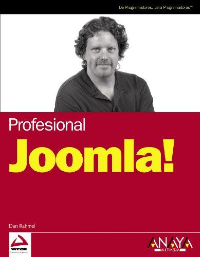 9788441523876: Joomla! (Anaya Multimedia/Wrox)