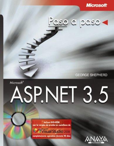 9788441524392: ASP.NET 3.5 / Microsoft ASP.NET 3.5: Paso a Paso / Step by Step (Spanish Edition)
