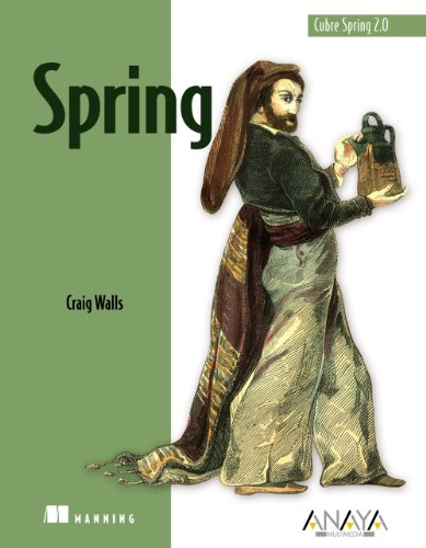9788441524972: Spring (Anaya Multimedia-manning) (Spanish Edition)