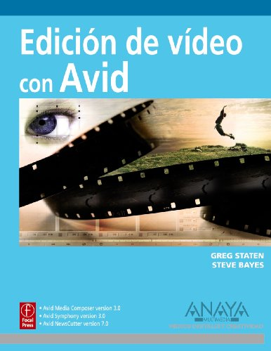9788441525337: Edicion de video con Avid/ Video with Avid Edition (Spanish Edition)