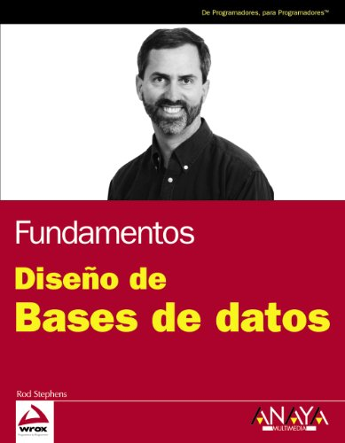 9788441525788: Diseno de bases de datos/ Database design (Spanish Edition)