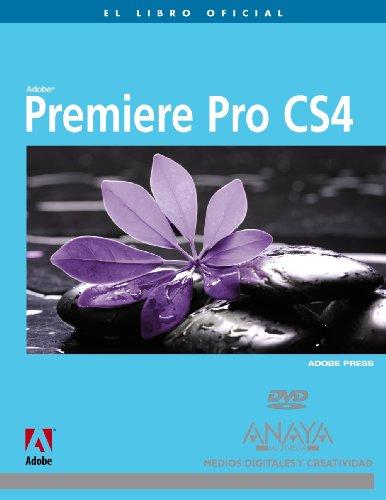 9788441526020: Premiere Pro CS4 (Medios Digitales Y Creatividad)