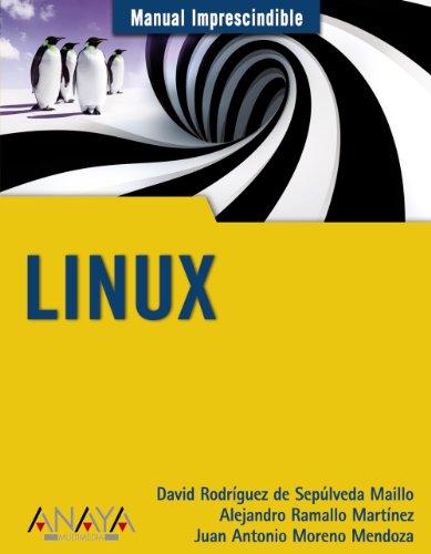 9788441526198: Manual imprescindible de Linux / Linux Essential Manual (Spanish Edition)