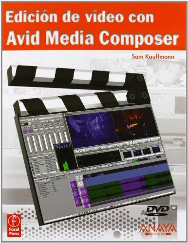 9788441526839: Edición de vídeo con Avid Media Composer (Títulos Especiales)