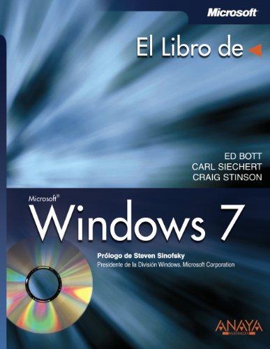 El libro de Windows 7 / Windows: Carl Siechert