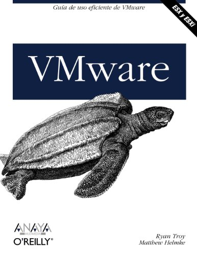 9788441527560: VMware / VMware Cookbook (Spanish Edition)