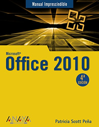 9788441527799: Office 2010 (Manual Imprescindible / Essential Manual) (Spanish Edition)