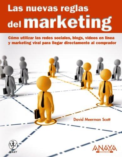 9788441528017: Las nuevas reglas del marketing / The new rules of marketing and PR (Spanish Edition)