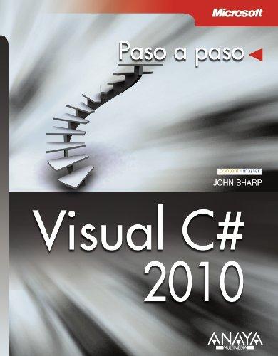 9788441528246: Visual C# 2010 / Microsoft Visual C# 2010: Paso a Paso / Step by Step (Spanish Edition)