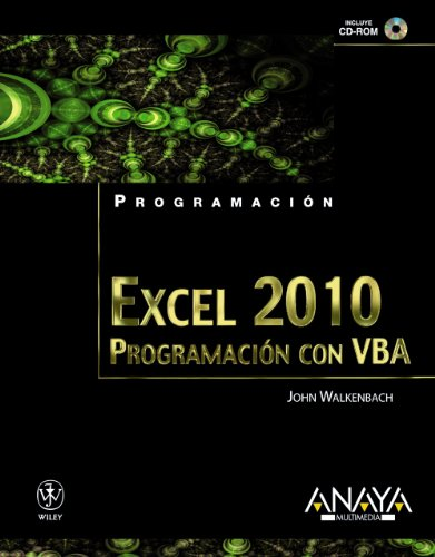 9788441528284: Excel 2010: Programación con VBA / Power Programmingwith VBA (Spanish Edition)
