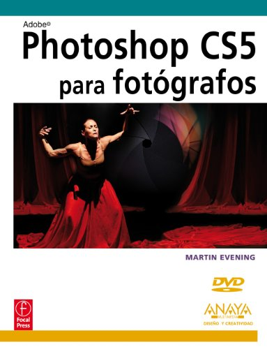 9788441528444: Adobe Photoshop CS5 para fotógrafos / Adobe Photoshop CS5 for Photographers