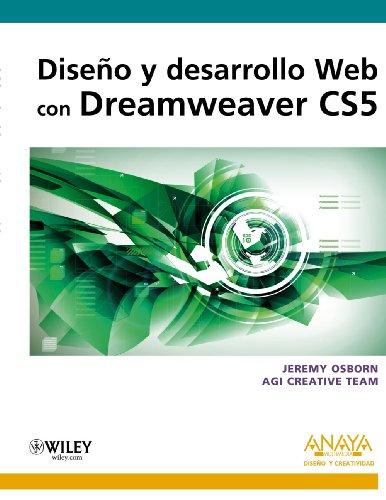 9788441528796: Diseño y desarrollo Web con Dreamweaver CS5 (Diseño Y Creatividad)