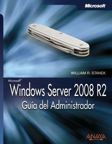 9788441528970: Windows Server 2008 R2. Guía del Administrador (Manuales Técnicos)