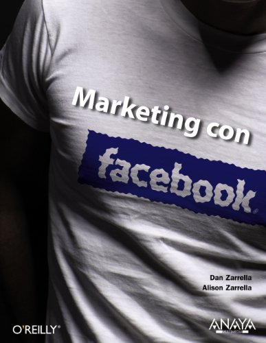 9788441529519: Marketing con Facebook