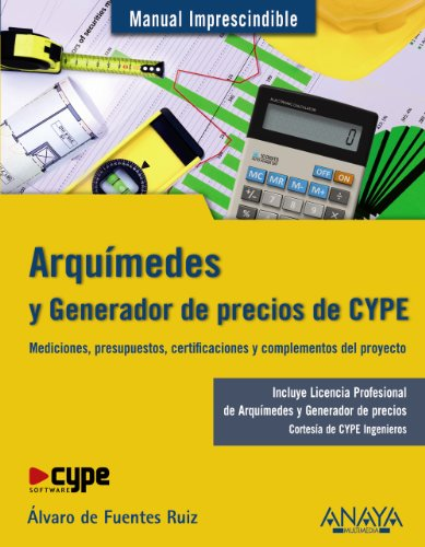 9788441529953: Arquímedes y Generador de precios CYPE (Manuales Imprescindibles)
