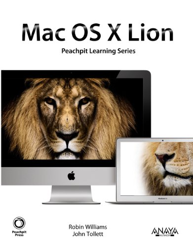 Mac OS X Lion (Spanish Edition) (844153053X) by Robin Williams; John Tollett