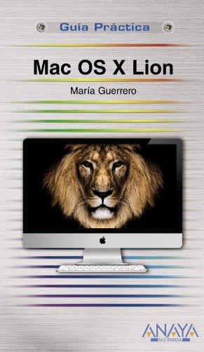 9788441530546: Mac OS X Lion (Guia Practica / Practical Guide) (Spanish Edition)