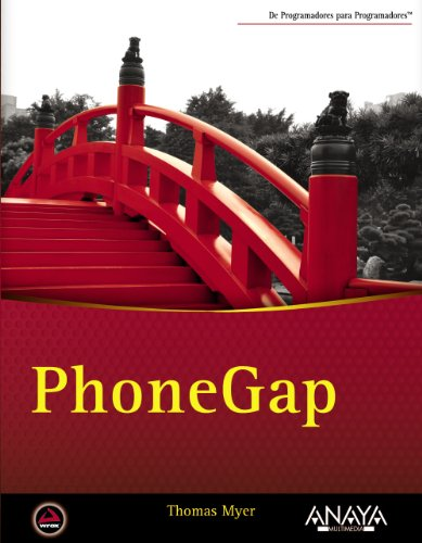 9788441531420: PhoneGap (Anaya Multimedia/Wrox)