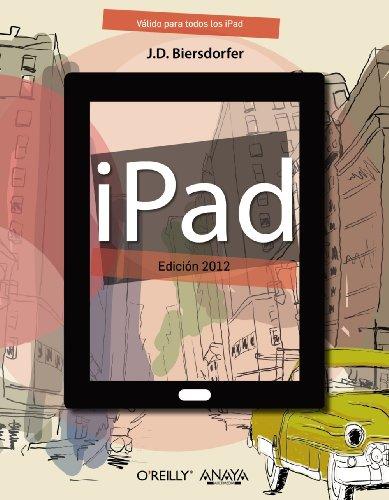 9788441532076: iPad. Edicion 2012 (Spanish Edition)
