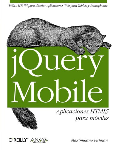 9788441532090: jQuery Mobile: Aplicaciones HTML5 para móviles / Up and Running (Spanish Edition)