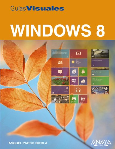 9788441532564: Guía visual de Windows 8 / Visual guide to Windows 8 (Guias Visuales) (Spanish Edition)
