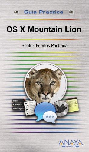 9788441533059: OS X Mountain Lion (Guías Prácticas)