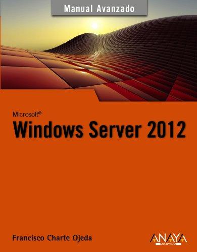 9788441533202: Windows Server 2012 (Manuales Avanzados)