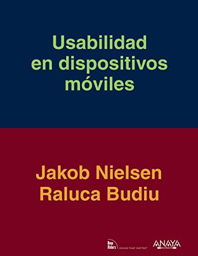 9788441533387: Usabilidad en dispositivos móviles / Mobile Usability (Spanish Edition)