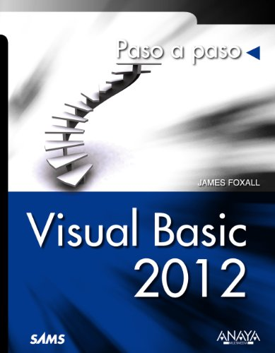 9788441533479: Visual Basic 2012 / Sams Teach Yourself Visual Basic 2012 in 24 Hours: Paso a paso / Step by Step (Spanish Edition)