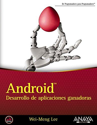 9788441533950: Android: desarrollo de aplicaciones ganadoras