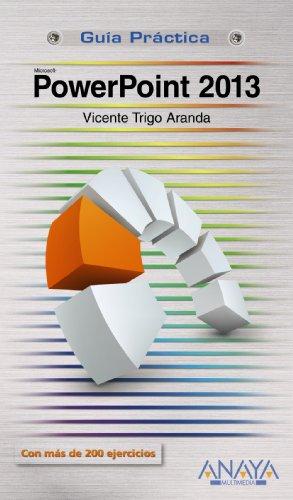 9788441534100: PowerPoint 2013 (Guías Prácticas)