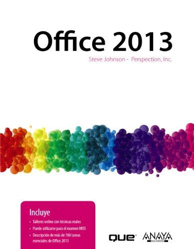 9788441534278: Office 2013 (Títulos Especiales)