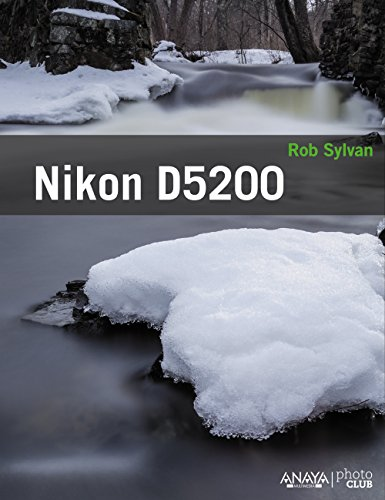 9788441534445: Nikon D5200 (Photoclub)
