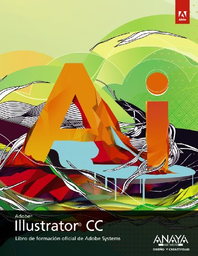 9788441534582: Adobe Illustrator CC Classroom in a Book (Spanish Edition)