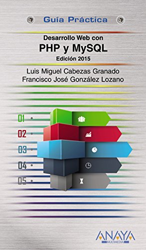 9788441535688: Desarrollo Web con PHP y MySQL 2015 / Web Development with PHP and MySQL